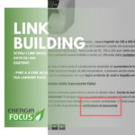 Link Building EnergiaFocus