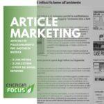 ARTICLE MARKETING EnergiaFocus