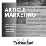 Article Marketing – TrasimenoLand